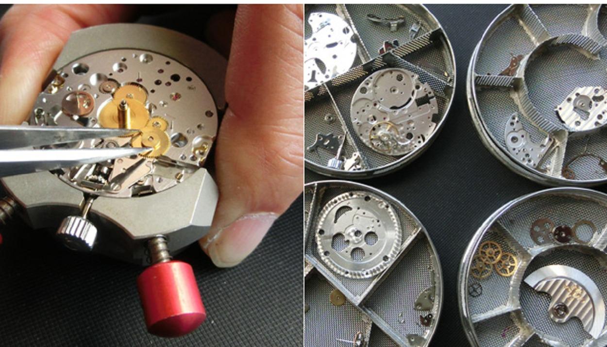 リペスタ 時計修理