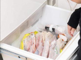 ナッシュ 宅配 冷凍庫