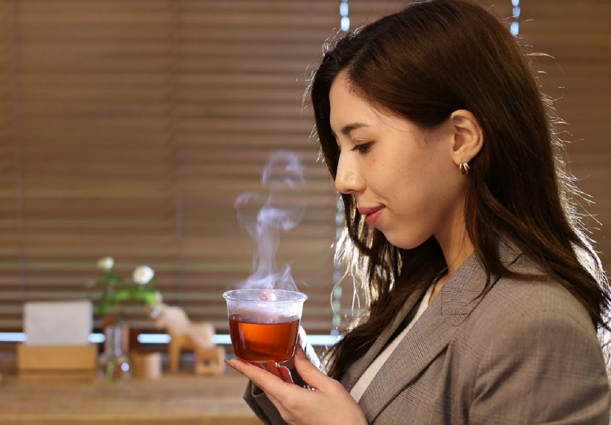 日本茶ドリップ ティーフート